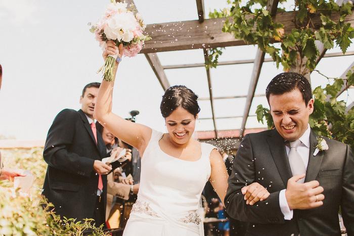 wedding ceremony recessional