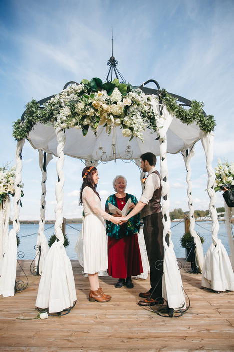 Peterborough elopement ceremony
