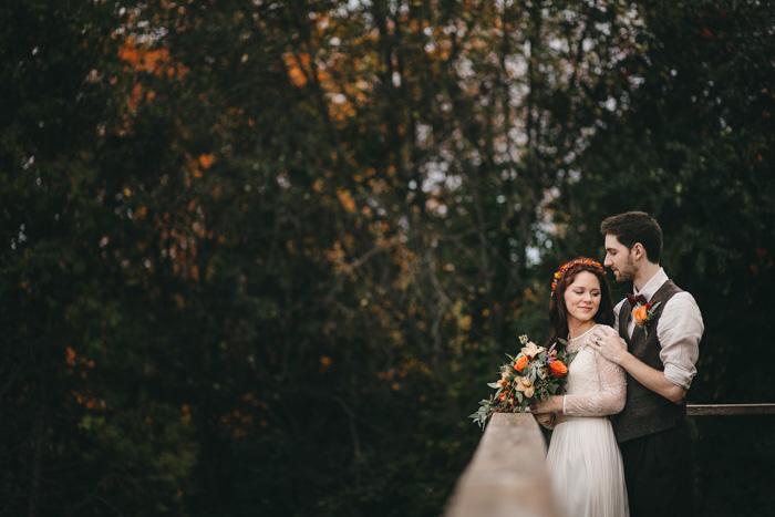Ontario elopement