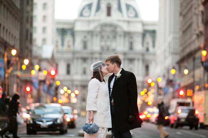 Philadelphia garden wedding
