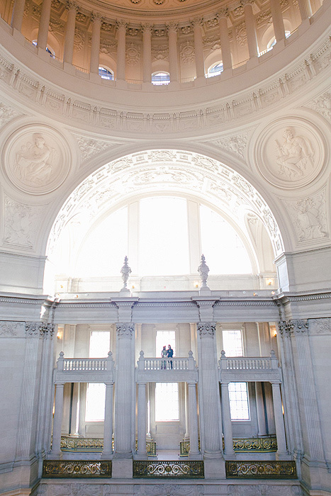 San Francisco City Hall Portrait