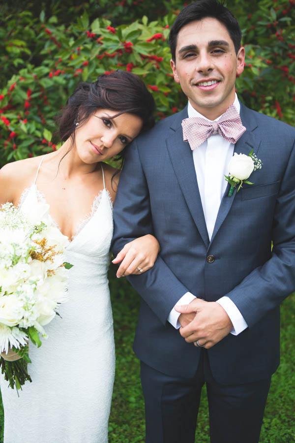Đám cưới 5000$ ở nhà hàng Pennsylvania Inn của Sarah và Richard