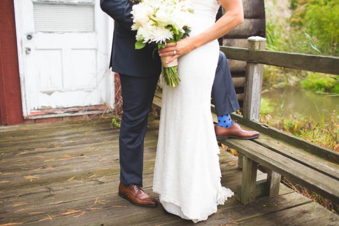 Đám cưới 5000$ của Sarah và Richard