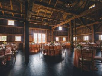 Barn Wedding Venue In Michigan, USA