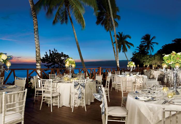 Dreams Resort wedding