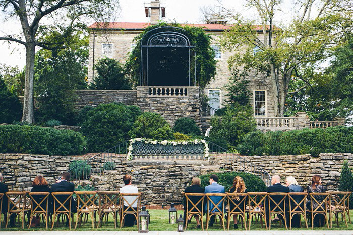 botanical garden wedding venue