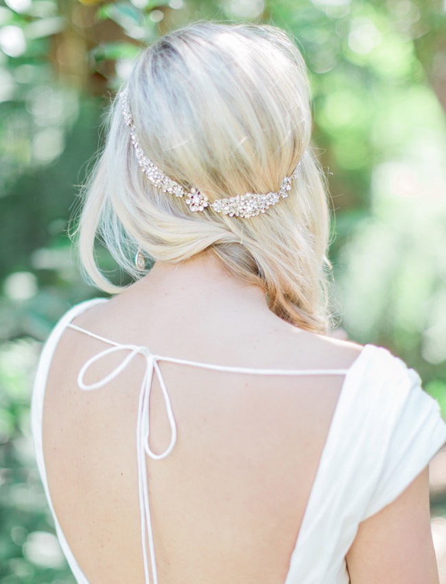 jewelled hair band