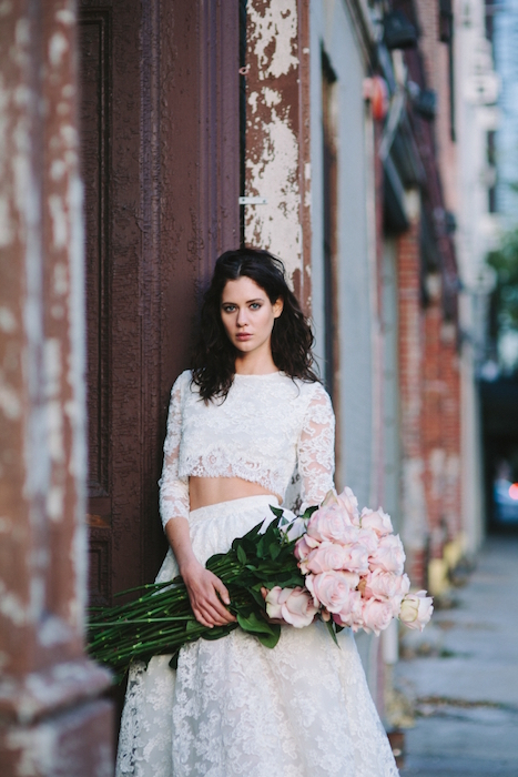 Rethinking The Wedding Dress For 2015 Intimate Weddings Small