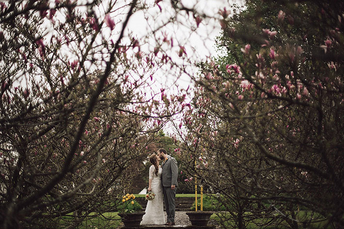 intimate ireland wedding