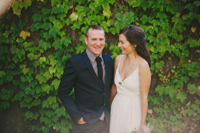 intimate wedding bayfield