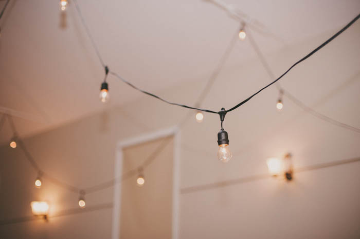 string bulb lights
