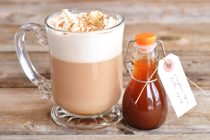 Here's how to make Pumpkin Spice Latte Syrup Favors: (Adapted from ...
