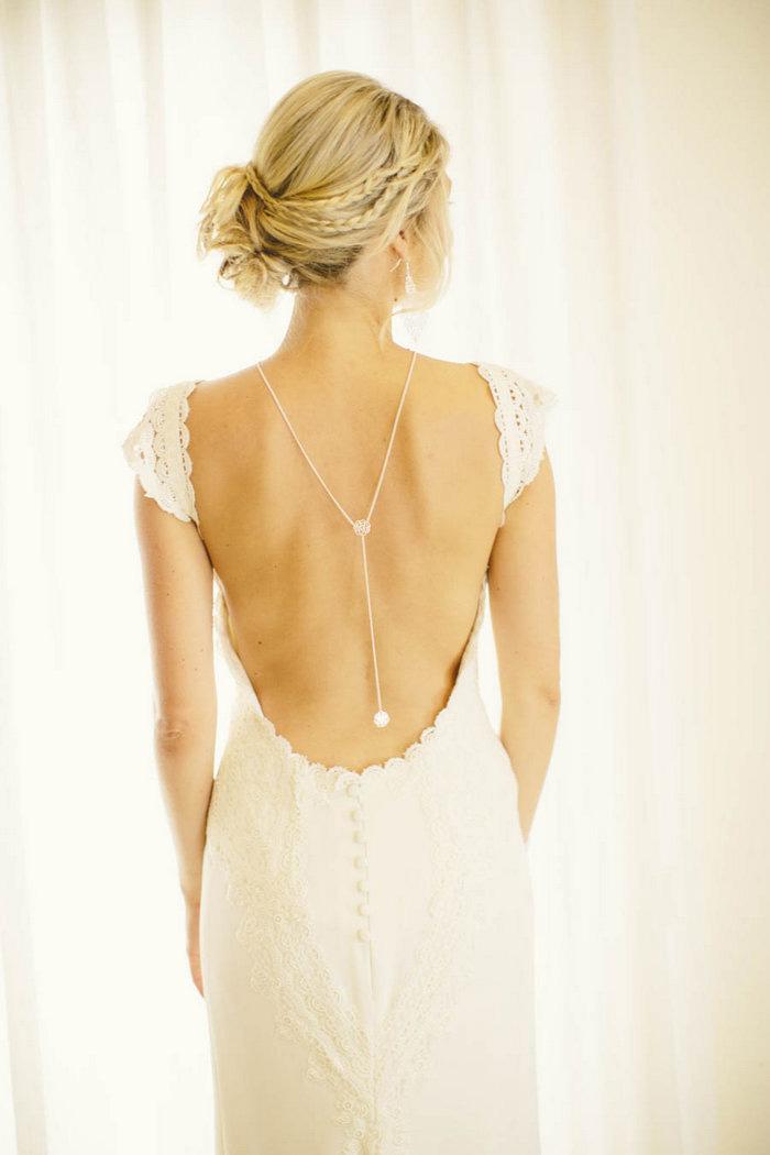 bride's back chain