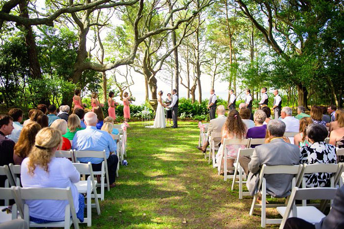 Destination Weddings Closer To Home In The Outer Banks Of North