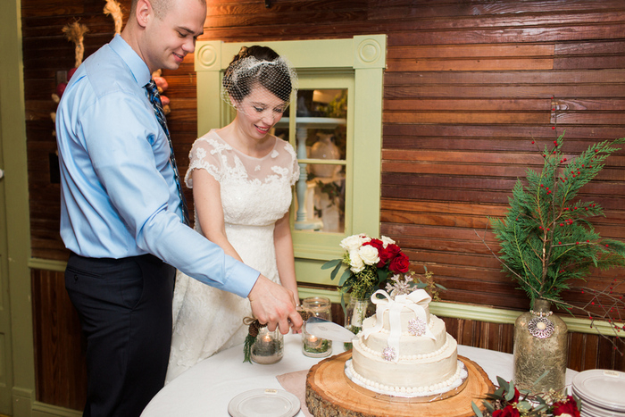 intimate nc wedding