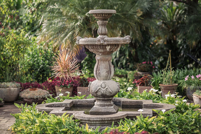 Guatemalan fountain
