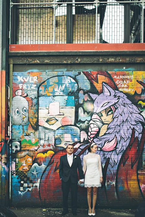 Andrea & Paulo's Belfast Wedding