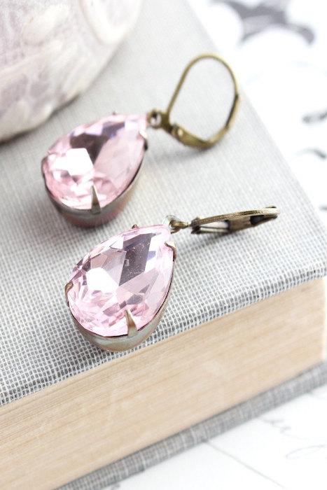 https-::www.etsy.com:listing:124798646:dangle-earrings-pastel-pink-glass-drop?utm_source=Pinterest&utm_medium=PageTools&utm_campaign=Share