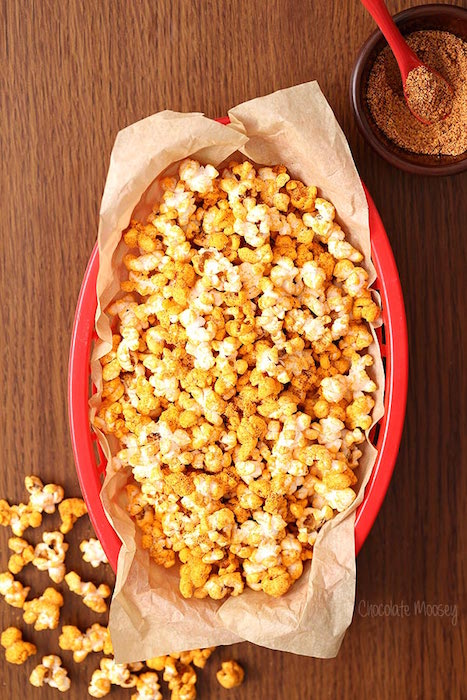 Chili-Cheese-Popcorn