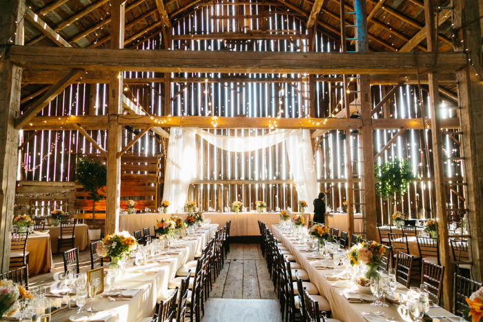 Barn Weddings In Ontario Cambium Farms