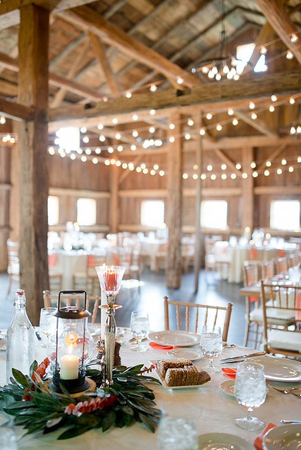 Barn Wedding Michigan