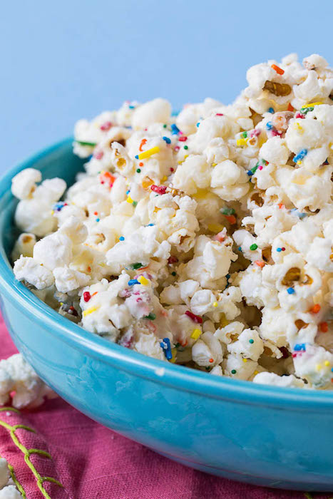 wedding cake flavored popcorn recipe 15 popcorn recipes for your popcorn station 22629