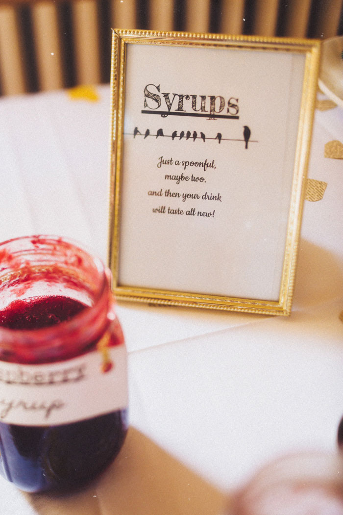 syrups sign
