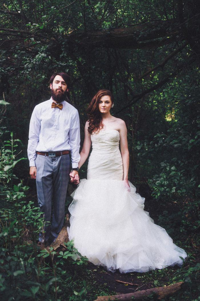 budget Illinois wedding