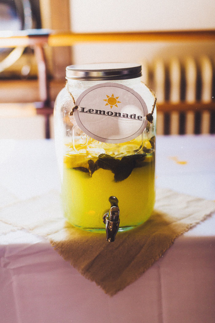 lemonade drink dispenser