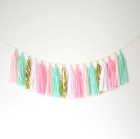 wedding tassels