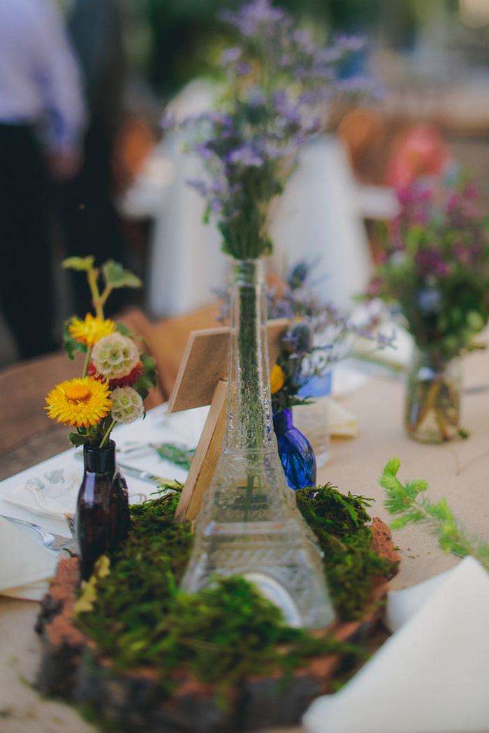 eiffel tower vase