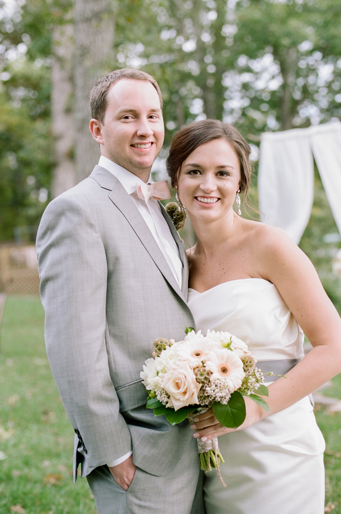 Lauren And Jon's Tennessee Lake House Wedding