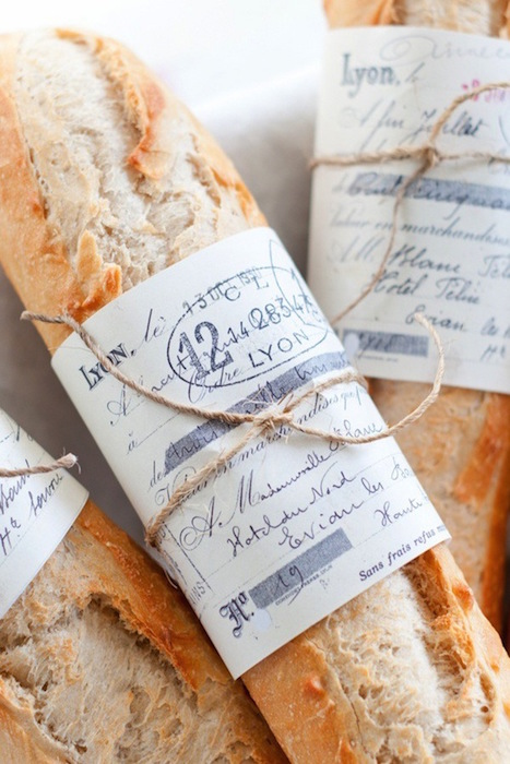 baguette-wedding-table