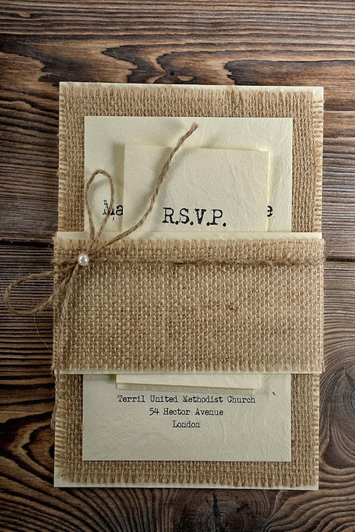 burlap-invitation