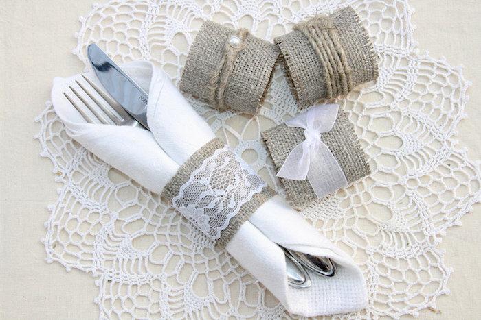 Wedding Napkin Ring 94 Ideal burlap napkin ring