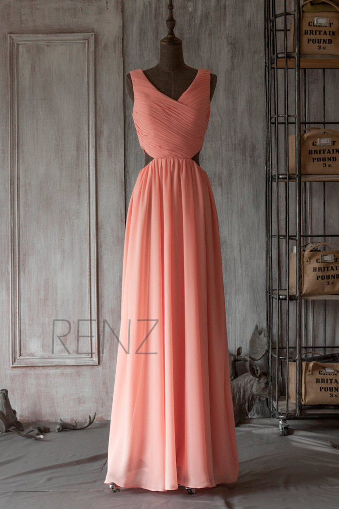 12 awesome etsy bridesmaid dresses for Etsy dresses for weddings