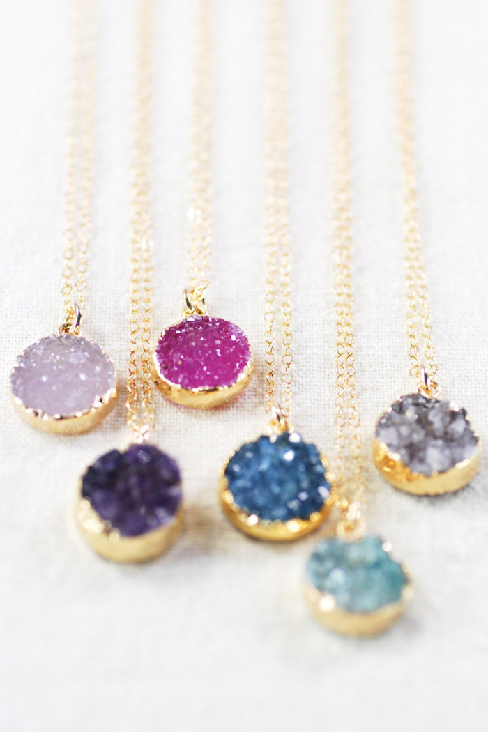 druzy-necklace