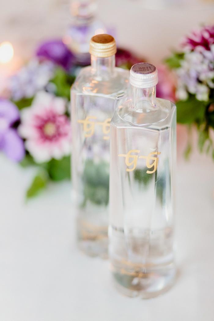monogrammed bottles