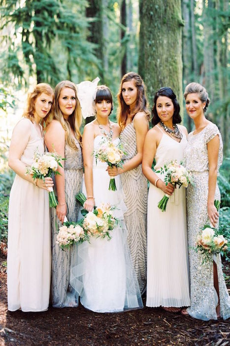 mismatched-beaded-bridesmaids