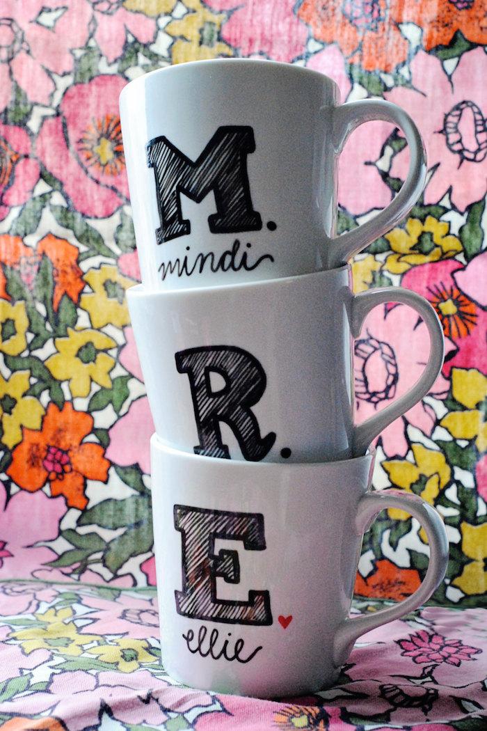 monogrammed-mug
