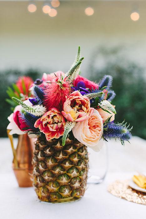 pineapple-vase