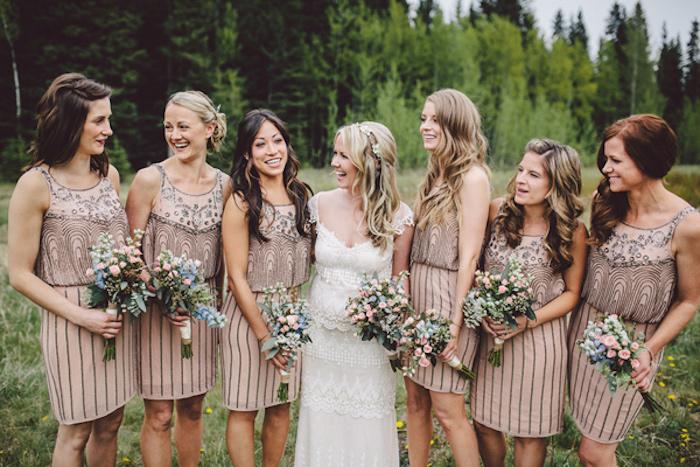 short-beaded-dresses