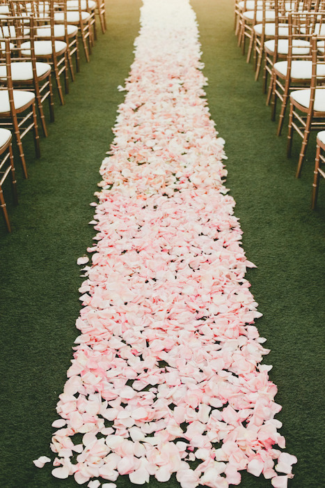 soft-pink-aisle-runner