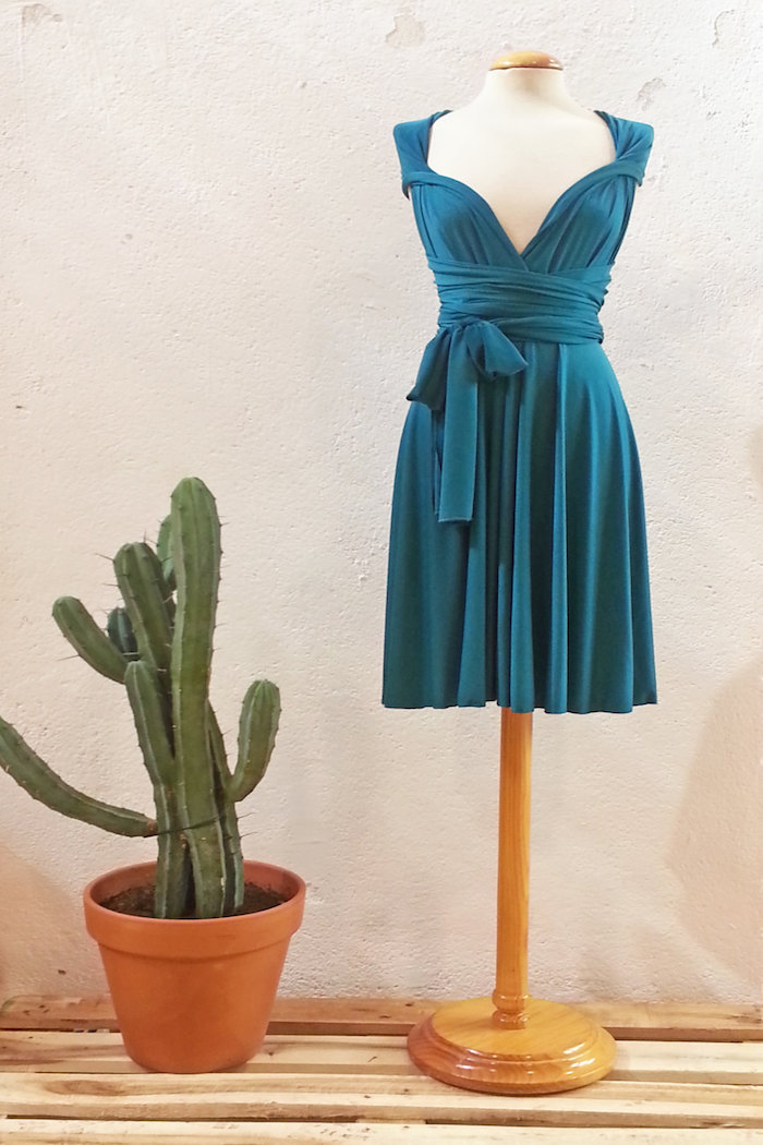 teal-infinity-wrap-dress