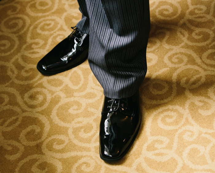 groom'sshoes