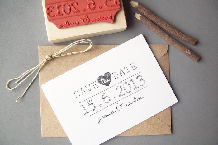 12 Swoon Worthy Save The Dates