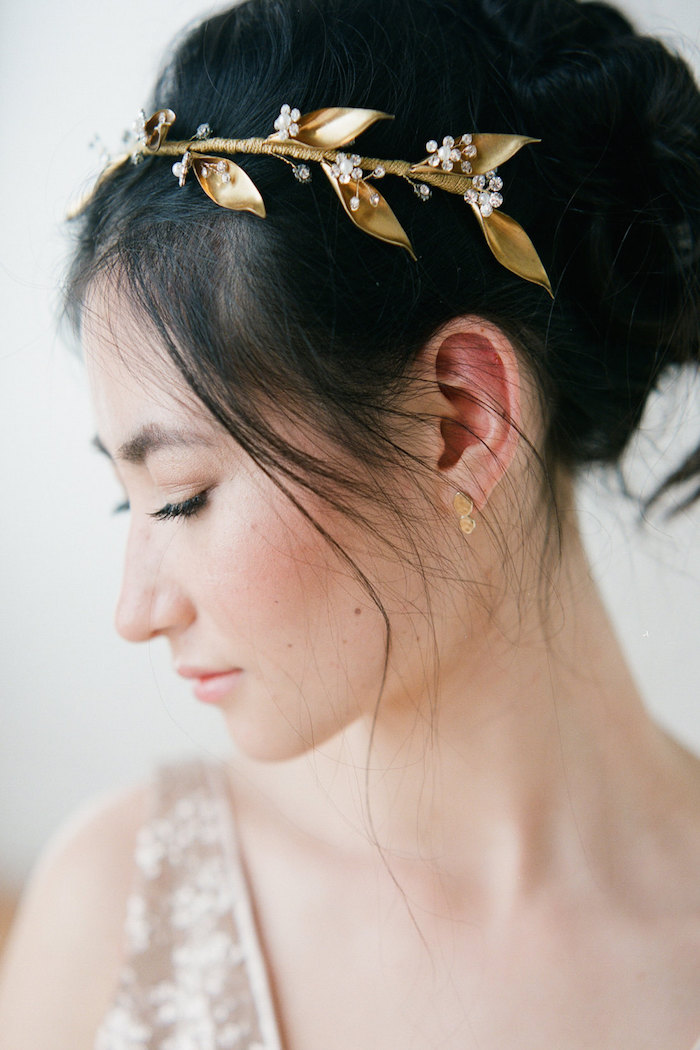 headpiece-with-gold-leaves