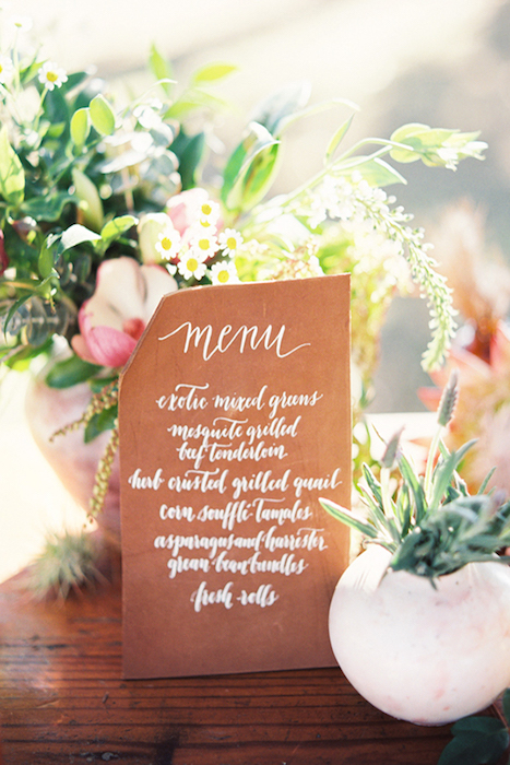 leather-wedding-menu
