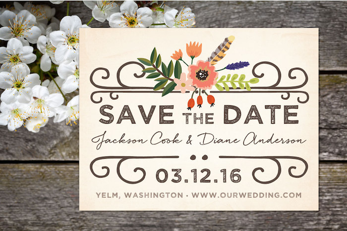 woodland-vintage-save-the-date