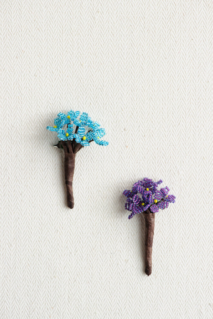 beaded-boutonniere